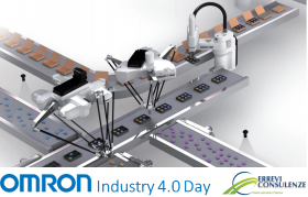 Tour italiano  Omron Industry 4.0 Day - Errevi Consulenze